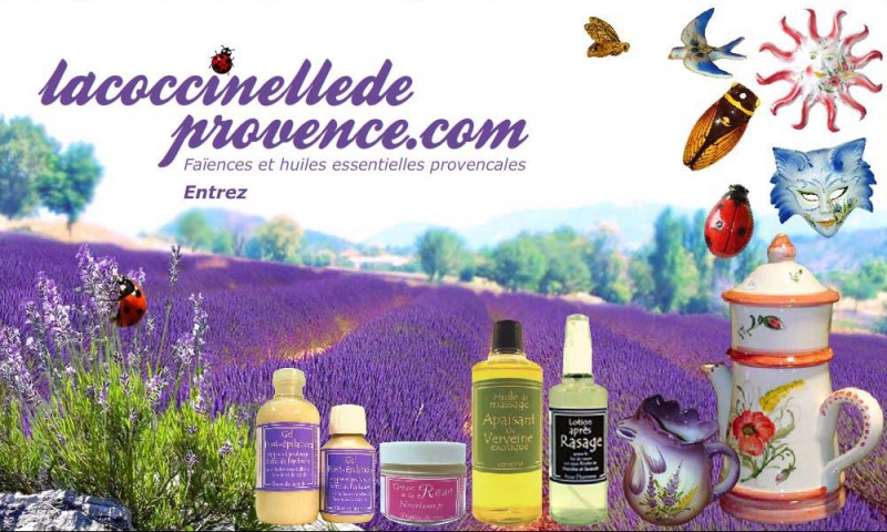 lacoccinelledeprovence.com